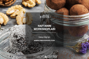 20-26 Mart Macrochefs Workshop