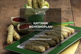 24-30 Nisan Macrochefs Workshop